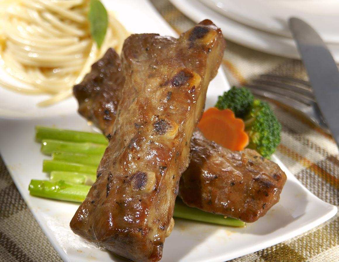 義式香烤豬肋排-3