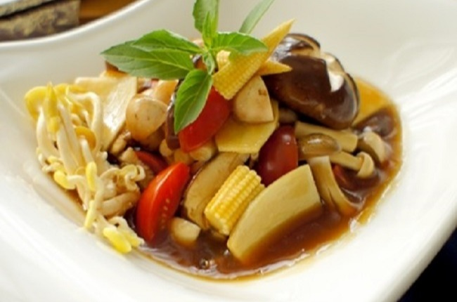 塔香素鮮菇