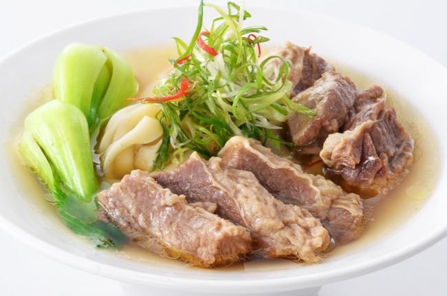 冠軍主廚清燉牛肉湯