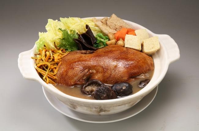 府城福祿砂鍋鴨