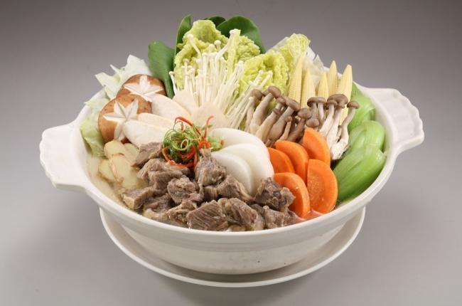 蔬菜清燉牛肉湯