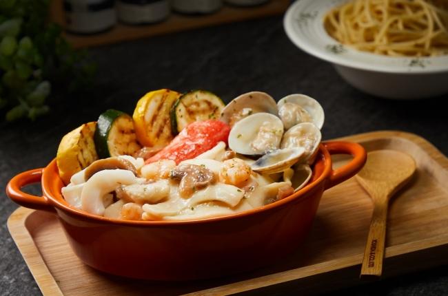 法式海鮮什錦