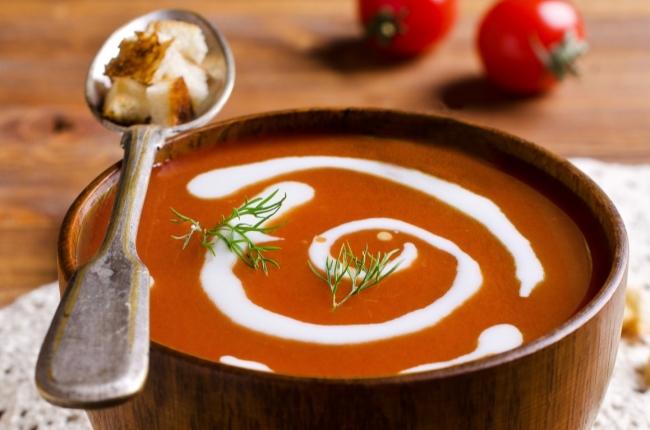 活力番茄湯底