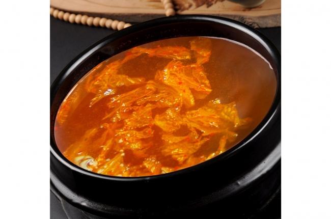 韓式泡菜湯底