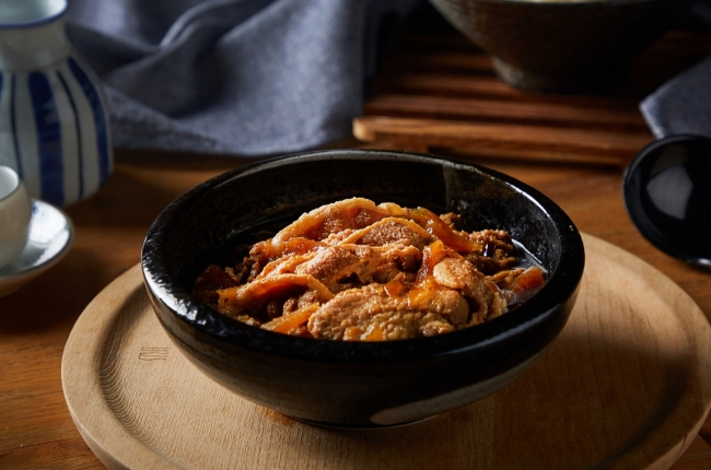日式本場薑燒豬肉