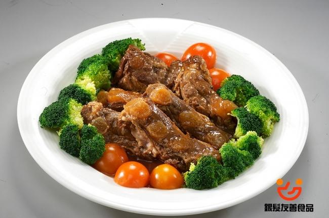 京醬軟骨排