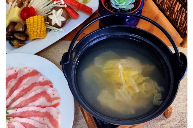 酸白菜湯底