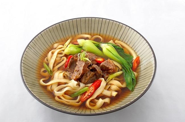 極品牛肉湯