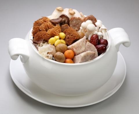 29-猴菇蔬食佛跳牆