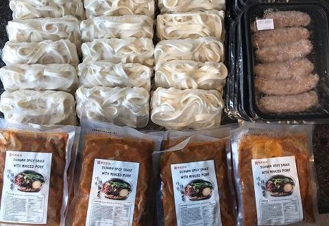 【 SUROCUK與漢典食品UK合作,免費發送自家台灣食品給倫敦學生!旅英學生飽受台味口福!】